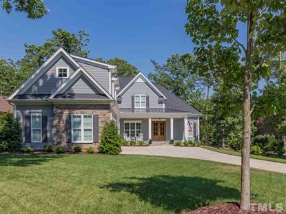418 Davis Love Drive  Chapel Hill, NC MLS# 2258758