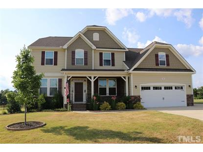 196 Brookstone Way  Angier, NC MLS# 2258936