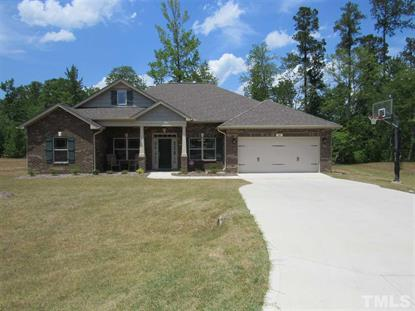 10 Woodwater Circle  Lillington, NC MLS# 2259090