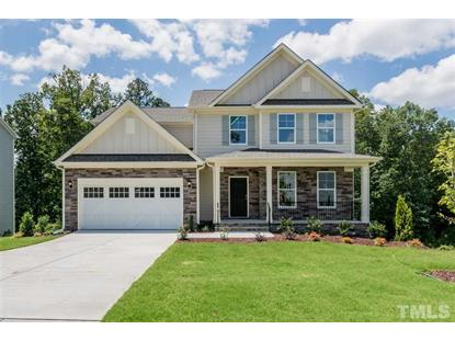 509 Granite Creek Drive  Rolesville, NC MLS# 2259204