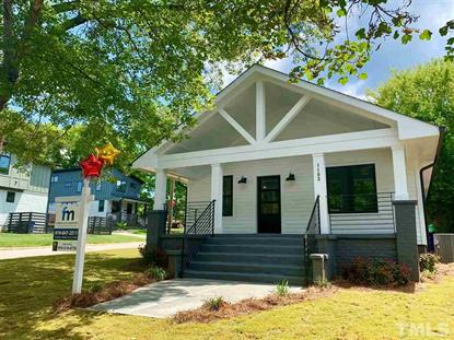 1103 S Bloodworth Street  Raleigh, NC MLS# 2259225