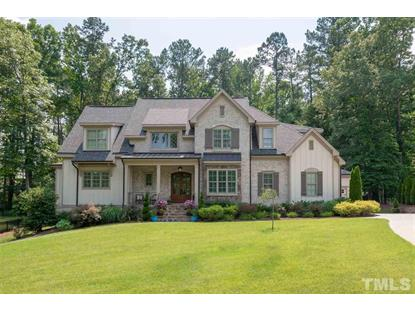 1437 Tacketts Pond Drive  Raleigh, NC MLS# 2259373