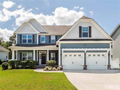 521 Silverliner Drive  Knightdale, NC MLS# 2259548