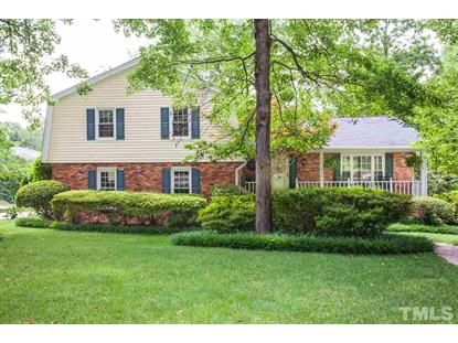 5001 Devonwood Court  Raleigh, NC MLS# 2259702