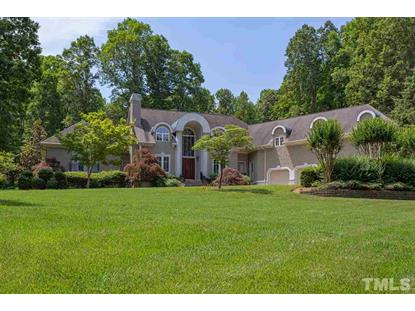 304 Madera Lane  Chapel Hill, NC MLS# 2259754