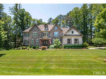 1316 Carthan Court  Wake Forest, NC MLS# 2259821