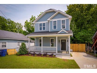 1416 Jones Street  Raleigh, NC MLS# 2259850