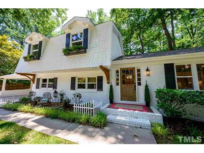 4217 Redington Drive  Raleigh, NC MLS# 2259853