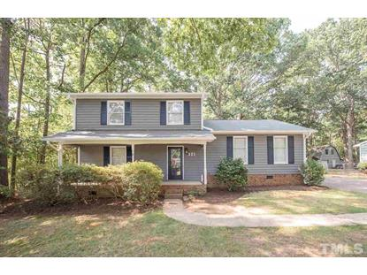 321 Irelan Drive  Raleigh, NC MLS# 2259918