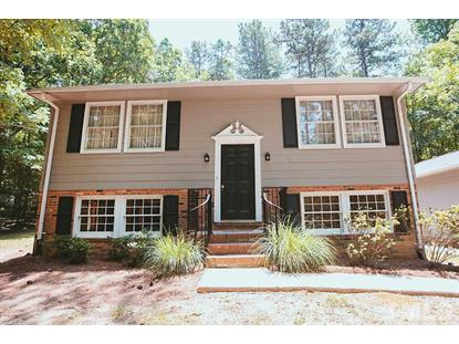 2501 Little River Drive  Hillsborough, NC MLS# 2260037