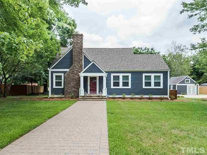 527 Powell Drive  Raleigh, NC MLS# 2260170