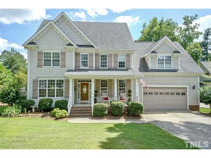 2501 Flints Pond Circle  Apex, NC MLS# 2260188
