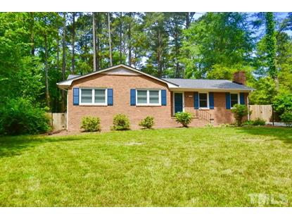 402 Thornwood Road  Chapel Hill, NC MLS# 2260218