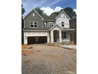619 Yellow Oak Drive  Apex, NC MLS# 2260225