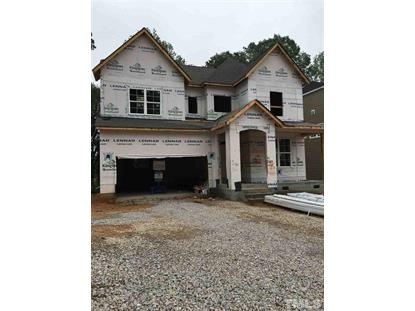 624 Yellow Oak Drive  Apex, NC MLS# 2260227