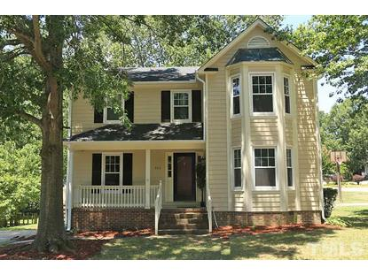 3513 Wickersham Way  Raleigh, NC MLS# 2260578