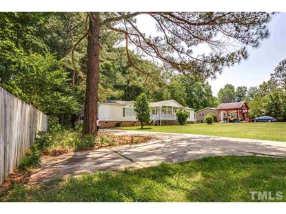10209 Fanny Brown Road  Raleigh, NC MLS# 2260697