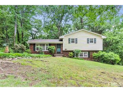 3309 Julian Drive  Raleigh, NC MLS# 2260716
