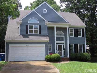 2521 Holbrook Court  Raleigh, NC MLS# 2260748