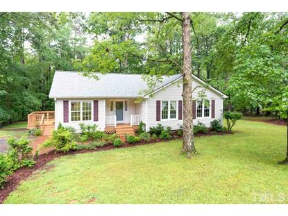 2508 Western Park Lane  Hillsborough, NC MLS# 2260789