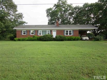 1560 Tarboro Road  Youngsville, NC MLS# 2260884