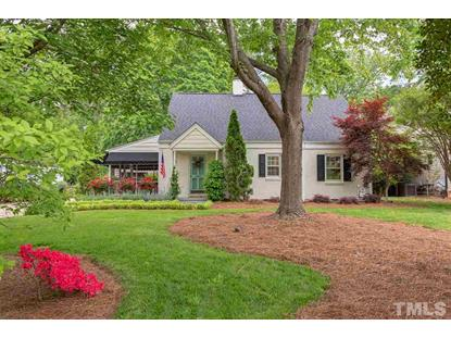 2803 Anderson Drive  Raleigh, NC MLS# 2260891
