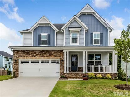100 Mystwood Hollow Circle  Holly Springs, NC MLS# 2261002
