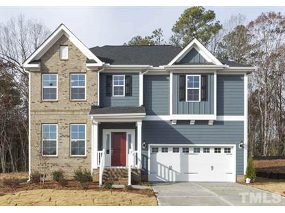 100 Osmanthus Circle  Holly Springs, NC MLS# 2261153