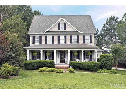 2521 Brook Crossing Circle  Raleigh, NC MLS# 2261177