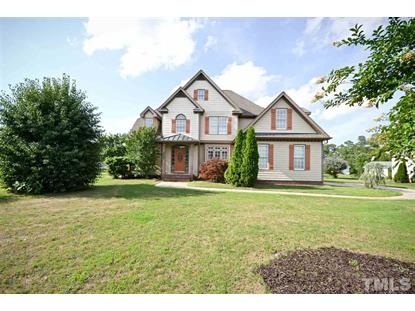 3908 Autumn Creek Drive  Fuquay Varina, NC MLS# 2261381