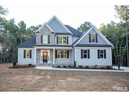 65 Willow Bend Drive  Youngsville, NC MLS# 2261424
