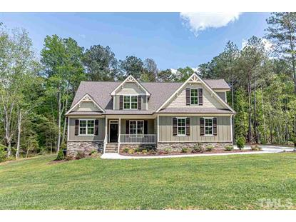 55 Willow Bend Drive  Youngsville, NC MLS# 2261438
