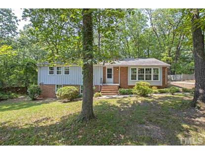 1205 Cypress Road  Chapel Hill, NC MLS# 2261458