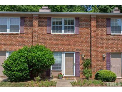 110 Marlowe Court  Carrboro, NC MLS# 2261525