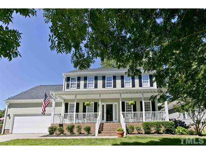 2013 Shadow Creek Drive  Raleigh, NC MLS# 2261567