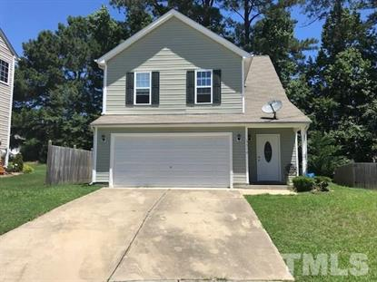 3512 Rendition Street  Raleigh, NC MLS# 2261590