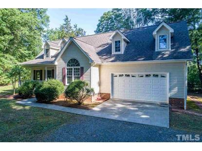 1189 Audrey Lane  Stem, NC MLS# 2261597