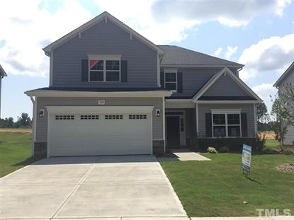 502 Richlands Cliff Drive  Youngsville, NC MLS# 2261604