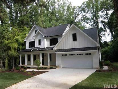 2820 OBerry Street  Raleigh, NC MLS# 2261645