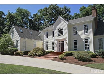 1054 Burning Tree Drive  Chapel Hill, NC MLS# 2261806