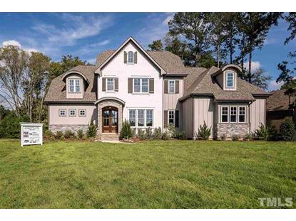 1020 Shagbark Court  Chapel Hill, NC MLS# 2261838