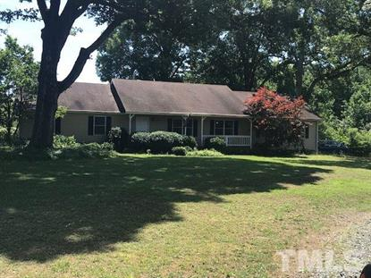 4686 Culbreth Road  Oxford, NC MLS# 2261877