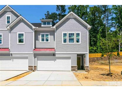 261 Vista Creek Place  Cary, NC MLS# 2261992