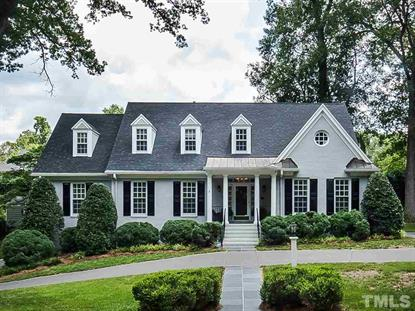 2820 Lakeview Drive  Raleigh, NC MLS# 2262017