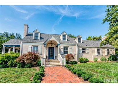 3103 Eton Road  Raleigh, NC MLS# 2262019