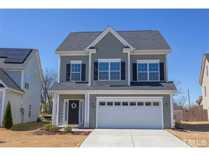 1332 Forest Fern Lane  Fuquay Varina, NC MLS# 2262040