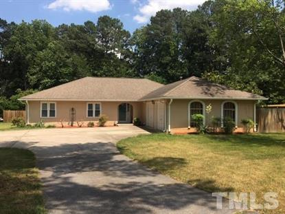 1001 Plateau Lane  Raleigh, NC MLS# 2262093