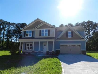 76 All Aboard Circle  Willow Spring, NC MLS# 2262326