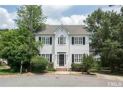 2901 Sissinghurst Court  Raleigh, NC MLS# 2262334