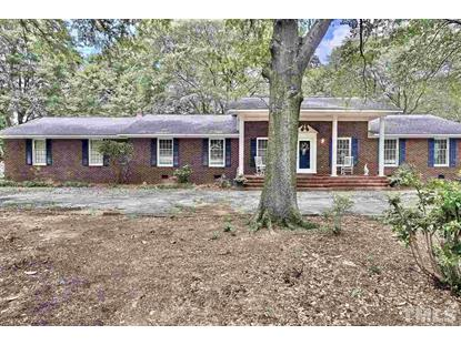 713 Lynch Drive  Goldsboro, NC MLS# 2262362